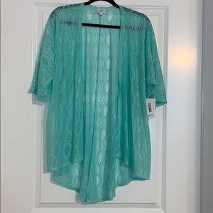 NEW - LuLuRoe Lindsey Kimono size small